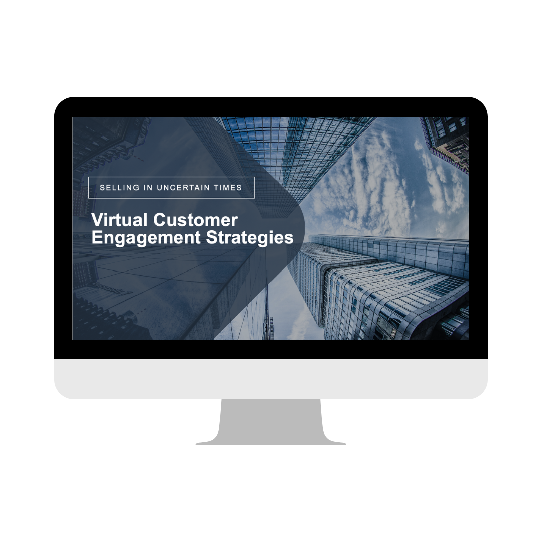 Virtual Customer Engagement Strategies